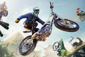 Trial Motorrad